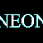 Cara Mudah Membuat Efek Neon