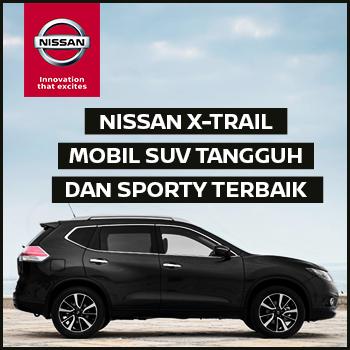 Nissan X-Trail Mobil SUV Tangguh dan Sporty Terbaik 3
