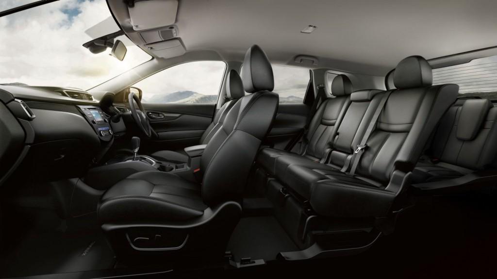 Nissan X-Trail Mobil SUV Tangguh dan Sporty Terbaik32