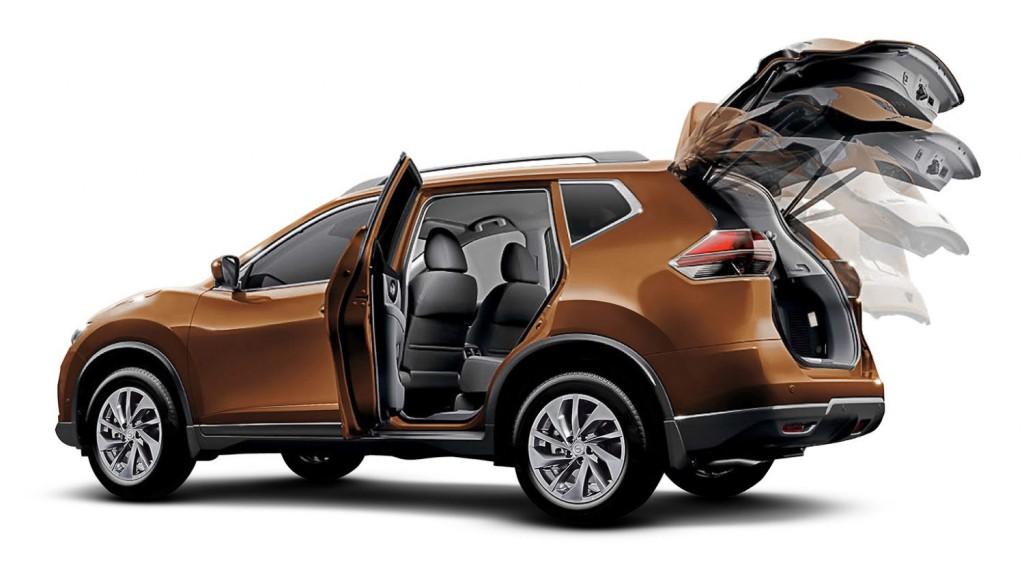 Nissan X-Trail Mobil SUV Tangguh dan Sporty Terbaik34