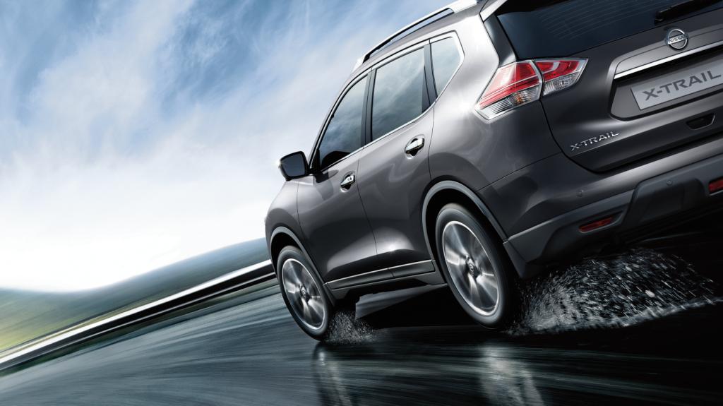Nissan X-Trail Mobil SUV Tangguh dan Sporty Terbaik36