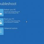 Cara Mudah Reset Windows 8