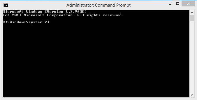 Cara Mengaktifkan F8 di Windows 8