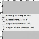 Memahami Penggunaan Marquee Tool pada Photoshop