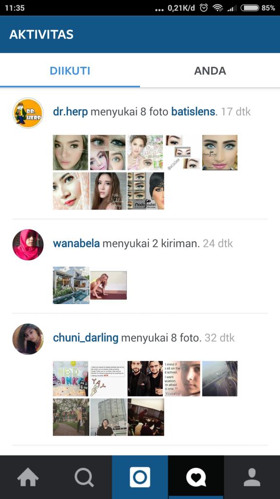 Cara Daftar Instagram 7