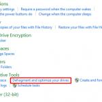 Cara Defragment Hardisk Pada Windows 8
