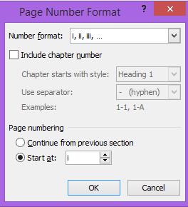 Membuat Nomor Halaman Berbeda di Ms Word