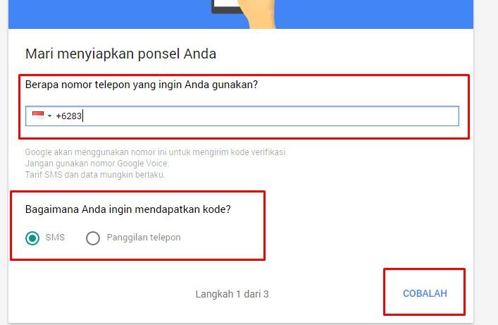 Mengaktifkan Verifikasi 2 Langkah untuk Keamanan Akun Gmail 3