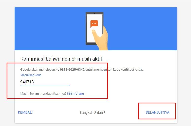 Mengaktifkan Verifikasi 2 Langkah untuk Keamanan Akun Gmail 4