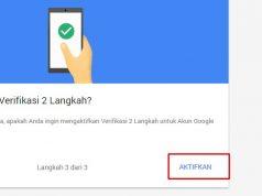 Mengaktifkan Verifikasi 2 Langkah untuk Keamanan Akun Gmail 5