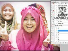 Cara Instal dan Menggunakan Action Photoshop 5