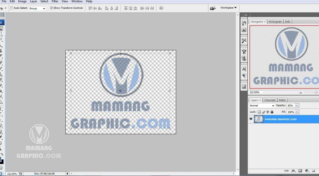 Cara Memberikan Logo Watermark dengan Photoshop 1