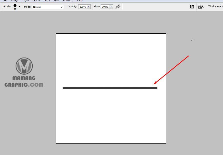 Cara Membuat Lingkaran Spiral di Photoshop 2