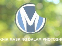 Cara Menggunakan Fitur Masking di Photoshop 5