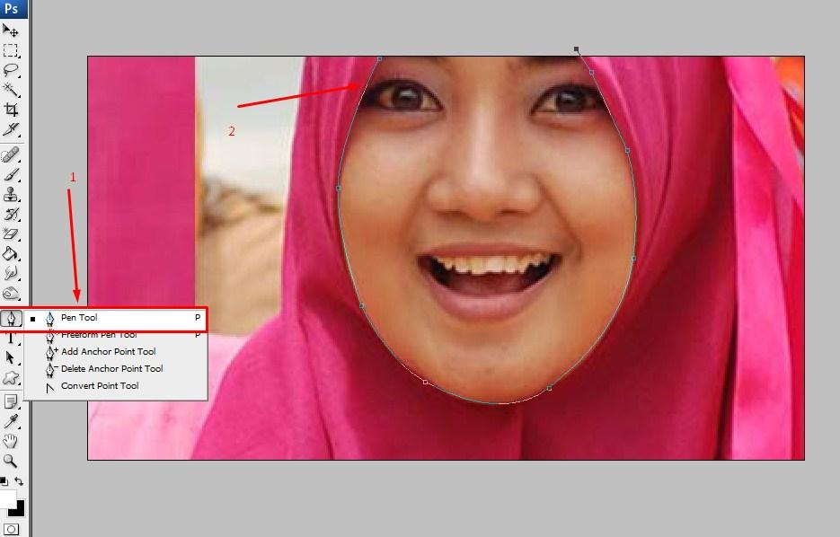 Cara Seleksi Objek dengan Benar pada Photoshop 1