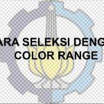 Seleksi dengan Color Range pada Photoshop