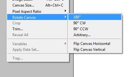 Mengatur Ukuran Lembar Kerja atau Kanvas pada Photoshop 7