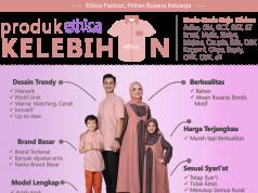 Ethica Fashion Baju Keluatga, Baju Sarimbit