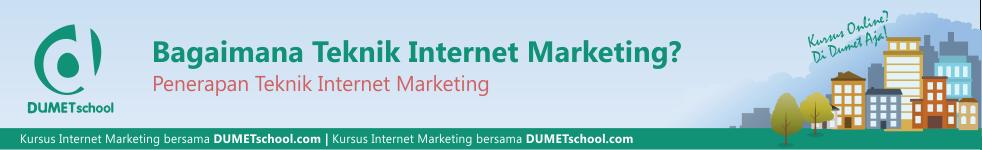 Pemanfaatan Internet Marketing, Penerapannya!