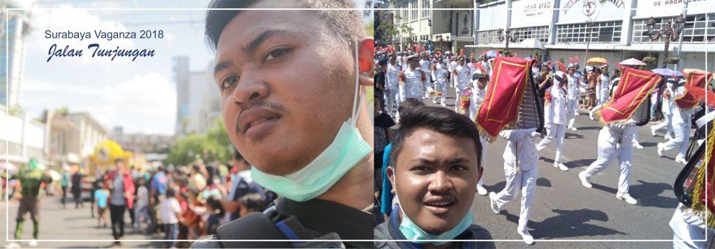 Jalan Tunjungan Surabaya Vaganza