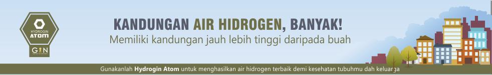 Kandungan air hidrogen